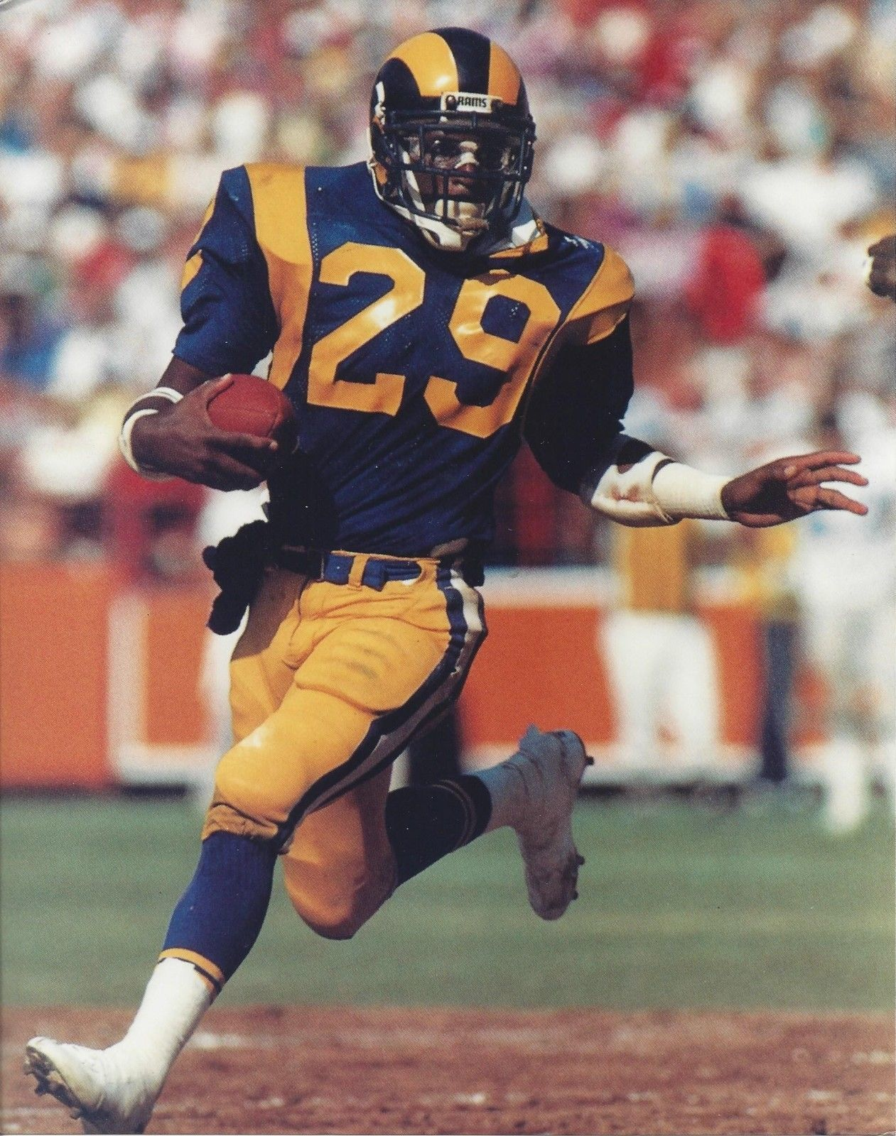 Eric Dickerson 8X10 Photo Los Angeles Rams and 50 similar items 18fb52143