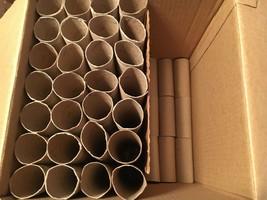 Empty Paper Towel Rolls/Toilet Paper Rolls Lot (Please See Photos/Details) - $37.40