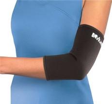 Mueller Elbow Sleeve, Neoprene, Black, X-large - $10.99