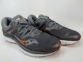 Saucony Guide ISO Size US 9 M (D) EU 42.5 Men's Running Shoes Gray S20415-30