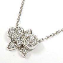 SA Cartier Caress Dorukide Pal K18WG diamond necklace 20190566 - $2,920.96