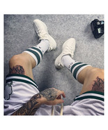 Justin bieber Fear of God Skateboard Socks Men Cotton Striped Sports Soc... - $13.72+
