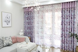Rustic Curtains Window New Drapes Blackout High Shading Living Room Tull... - $25.64+