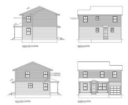 """Plan House  """"Denver"""" - $60.00"""