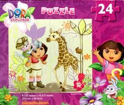 Dora the Explorer - 24 Pieces Jigsaw Puzzle - v7 - $12.86