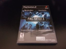 Final Fantasy Xi Online Vana Diel Collection 2008 - Playstation 2 PS2 - Good - $28.15