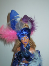 Collector Barbie Paradise OOAK Carnivale Dancer by Cristy Zercher - $22.00