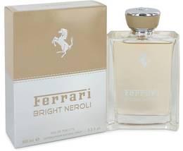 Ferrari Bright Neroli Cologne 3.3 Oz Eau De Toilette Spray image 6