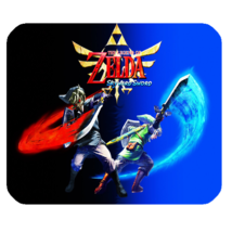 Mouse Pad New The Legend Of Zelda Japanese Of Video Game Anime Fantasy - $6.00
