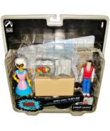 NEW Palisades Toys THE BRAK SHOW Mom & Dad Action Figure Set Adult Swim ... - $23.99