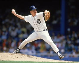 Jack Morris 8X10 Photo Detroit Tigers Baseball Picture Mlb Stretch - $3.95