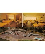 DADE CITY, FL Florida  VALENCIA RESTAURANT & MOTEL Roadside  Room~Pool  ... - $5.19