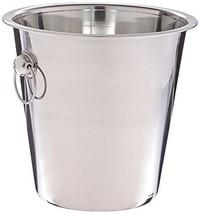 Winco WB-4 4 Quart Wine Bucket - $12.97
