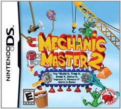 Mechanic Master 2 - Nintendo DS [video game] - $2.98