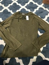 Express Mens Long Sleeve Shirt Size Large - $39.22