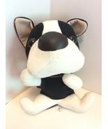 THE DOG Artlist Collection Boston Terrier French Bulldog Stuffed Animal ... - $47.51