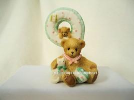 Cherished Teddies Teddies To Cherish Number Age 9  2004 NEW - $28.66