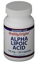 Healthy Origins Alpha Lipoic Acid Multi Vitamin... - $9.60