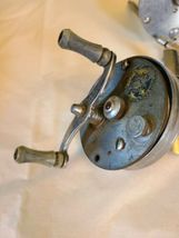 Jeweled Nile Ocean City Vintage Casting Reel parts or repair image 3
