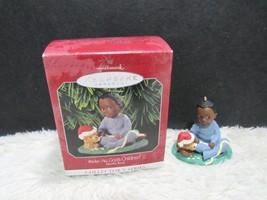 1998 Ricky-All God's Children, Hallmark Keepsake Christmas Ornament, Hol... - $9.95