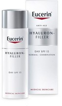 Eucerin Hyaluron-Filler Day Cream for Normal and Mixed Skin SPF15 - $39.59