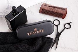 Travers Brands Beard Grooming Kit for Men, Beard & Mustache Growth Grooming & Tr image 8