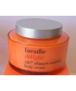 Breathe Delight Deep Nourishment Body Cream Uplifting Tamari Bath & Body... - $59.99