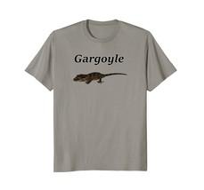Gargoyle Gecko T-Shirt Lizard T-Shirt - $17.99+