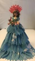 Vintage Doll Plastic / Fabrics - $9.50