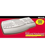 Microsoft Natural Keyboard Pro - TESTED and WORKS! - $179.99