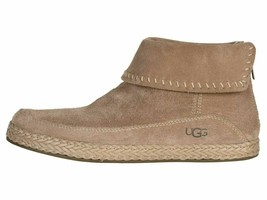 UGG Varney Amphora Women's Suede Moccasin Ankle Boho Booties 1104653 - $113.00
