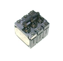 AIRPAX   IPGH111-20685-1-V   3-POLE CIRCUIT BREAKER 15 AMP 250 VAC - $59.99