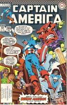 Captain America Comic Book #289 Marvel Comics 1984 VERY FINE/NEAR MINT U... - $3.50