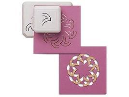 Martha Stewart Crafts-Cut and Fold Punch, Dahlia image 2