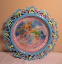 Disney Girl's Room Tinkerbell Pretty Little Pixie Holographic Battery Wa... - $7.91