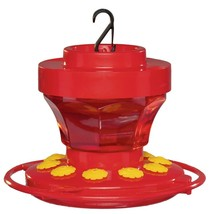 First Nature 3091 Hummingbird Nectar Flower Feeder with Easy Cleaning 16... - $12.09