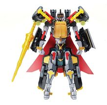 Tobot V Classic 12 Counts Set Transformation Action Figure Robot Toy Wholesale image 7