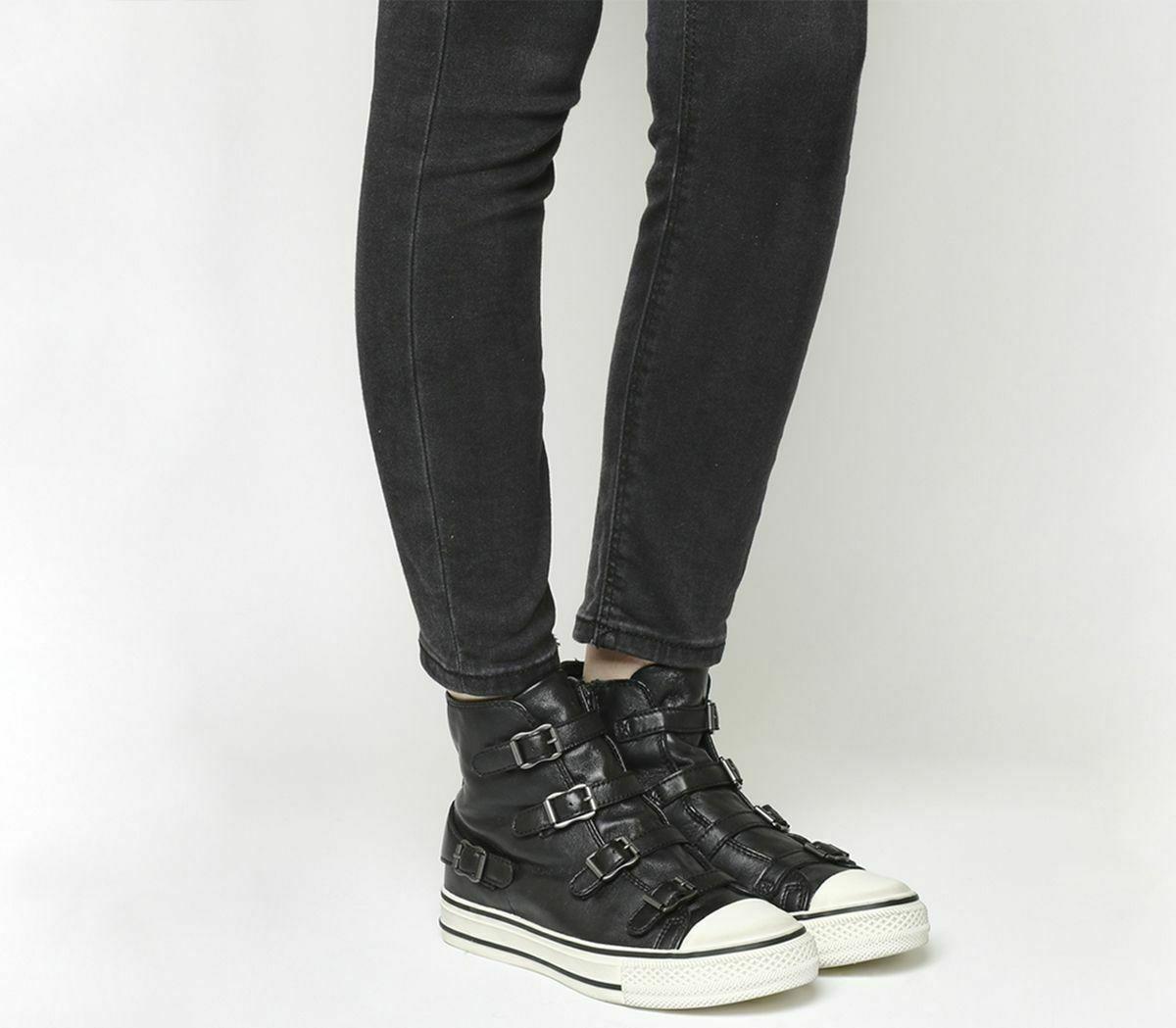 New $185 Ash Virgin Hi-Top Sneaker 39 / 9
