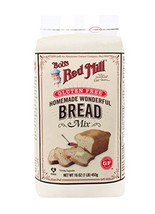 Bob's Red Mill, Gluten-free, Wheat and Dairy free Bread Mix, 16 oz