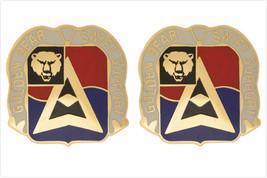 Genuine U.S. Army Crest: 40TH Finance Battalion (Golden Bear Swift Support) - $19.78