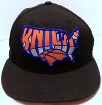 Vintage New York Knicks New Era Snapback Hat NBA Basketball NY Anthony V... - $29.44