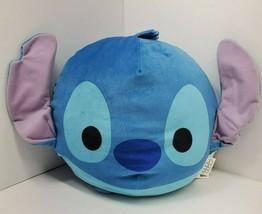 "Disney Tsum Tsum Lilo & Stitch Alien Plush Round Squishy 12"" - $24.18"