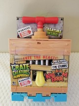 Crate Creatures Surprise Kaboom Box STUBBS Light Blue Bottom NIB - $16.99