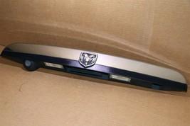08-10 Grand Caravan Rear Liftgate Tailgate Hatch Handle Chrome Trim W/Camera image 2