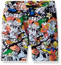 Kenzo Kids Boys' Blaise Bermudas, Multiple Colors 5A - $126.28