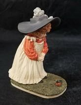 Hamilton Collection Maud Humphrey Bogart Figurine A Little Robin 7741/19... - $19.34