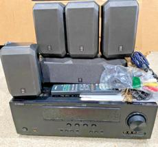Yamaha AV Receiver HTR6230 Ampli Tuner Audio Video Excellent Condition A... - $327.25