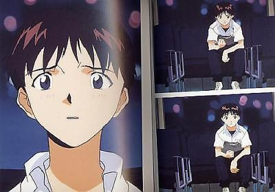 Evangelion, Photo File 2 ADAM, Anime Artbook Color Manga
