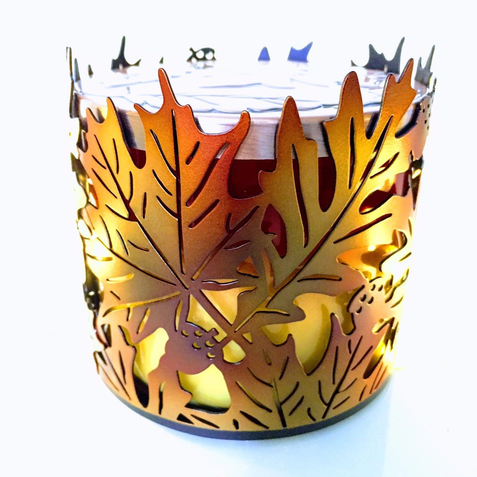 Fall Leaves 3 Wick Bath Body Works And 50 Similar Items