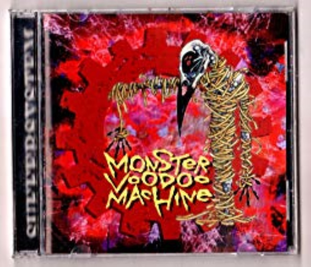 Suffersystem Audio by Monster Voodoo Machine Cd